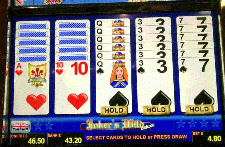 Joker Poker machine online