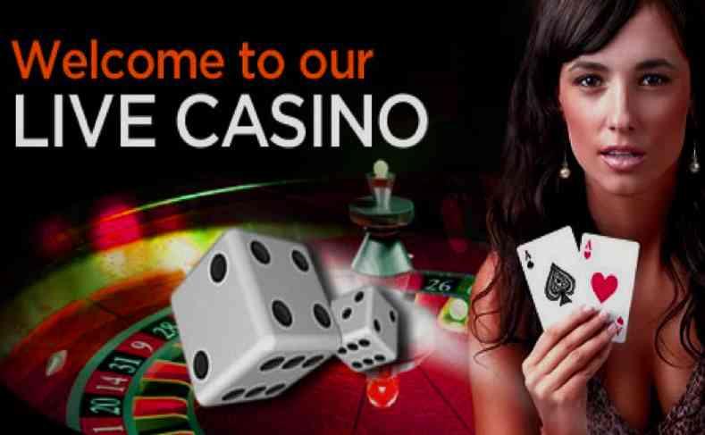 live casino bonus